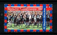 Germany 1997 SG#2820 Bayern Munchens Victory Football Used #A25096