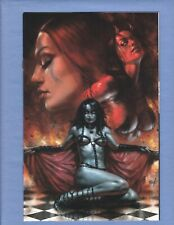 Red Sonja Age of Chaos #2 (Dynamite 2020) Lucio Parrillo Virgin Variant NM+