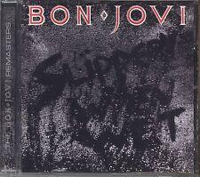 BON JOVI - Slippery when wet - CD REMASTERS 1996 USATO OTTIME CONDIZIONI