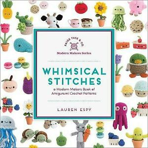 Whimsical Stitches - 9781944515638
