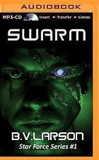 Star Force: Swarm 1 by B. V. Larson (2014, MP3 CD, Unabridged)