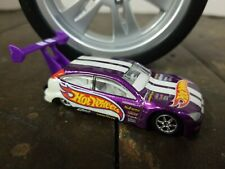 Hot Wheels 100% Preferred Ford 1/4 Ford Focus Purple 2003