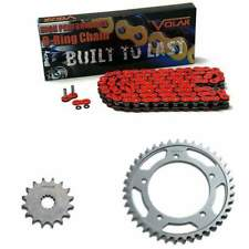 2001-2005 Suzuki GSXR 600 O-Ring Chain and Sprocket Kit - Red