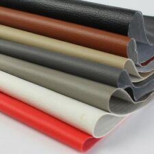 DIY Upholstery Vinyl Craft FauxLeather Fabrics Furniture Seat Repair Auto Marine