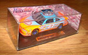 John Andretti #43 STP Pontiac, Race Image Collectibles 1:43 Die Cast in Display
