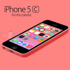 Apple iPhone 5c Unlocked International GSM & CDMA Smartphone - Pink