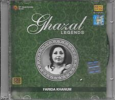 Farida khanum - GHAZAL Legends - Nuevo Bollywood 2 Cd Juego