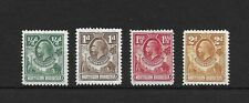 Northern Rhodesia KGV 1925 Definitives Part Set Mounted Mint
