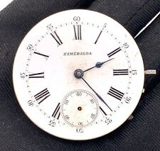 Esmeralda Extra 11743 Hand Manual Vintage 40,5 mm Doesn'T Works for Parts