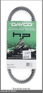Courroie Transmission Dayco HP renforcée Kawasaki KVF 360 PRAIRIE 4X2 / 4X4 2007