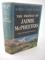 Travels Jaimie Mcpheeters Robert Lewis Taylor Pulitzer Prize 1st Edition 2nd Prt