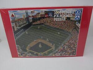 NEW Fenway Park 1000 Piece F.X. Schmid Puzzle Boston Red Sox