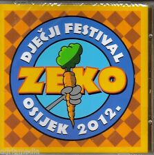 Djecji Festival ZEKO CD Osijek 2012 Croatia Kinder Child Kroatien Lieder Song