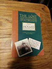 The Holmes Manuscript [The Lost Dutchman Mine of Jacob Waltz, Part 2]
