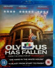 Olympus Has Fallen (Gerard Butler) Blu-Ray 2013 New And Sealed