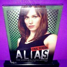 Alias - The Complete Fifth Season (DVD, 2006, 4-Disc Set) B577