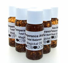 Temperance Angel Magickal Herbal Anointing Incense Oil