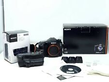 Sony A99V + VG-C99AM Vertical Grip - with boxes and 3x batteries - 33k exposures
