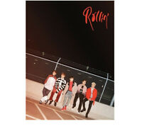 B1A4 Rollin' 7th Mini Album Black Ver CD+PhotoBook+PhotoCard KPOP Sealed