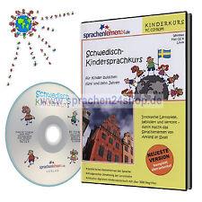 Swedish for children - Children course