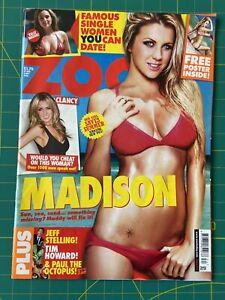 Used Zoo Magazine 27 Aug 2 Sept 2010 Issue 337, Free P&P