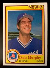1984 Topps #18 Nestle Dream Team Dale Murphy
