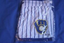 Womens Concept Sports NWT Milwaukee Brewers Sleep Shorts Size Large