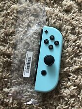 New Nintendo Switch Right Light Blue Animal Crossing Joy Con ONLY! READ!