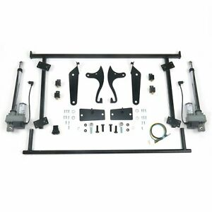 Universal Automatic Tilt Hood Kit Street AUTTILTHDD hot rod muscle rat truck