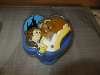 Disney Beauty and The Beast Playset Polly Pocket Blue Bird 1995 Toy 1 Figures