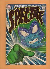 Spectre #8 DC Comics 1969 FN+