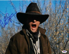 Charlie Sheen Autographed 11x14 Young Guns Signed Photo - PSA/DNA