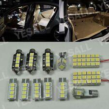 Full Kit 12pcs LED Interior Light Error Free Bulb For Mercedes Benz W203 C Class