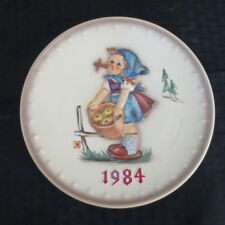 Goebel Hummel Annual Plate 1984 Little Helper