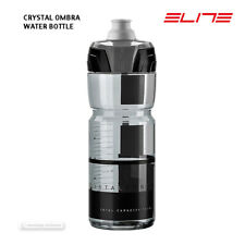 Elite CRYSTAL OMBRA Water Bottle BPA Free 750ml : SMOKE/GREY