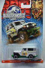 Matchbox 2015 Release Jurassic world - 1968 Toyota Land Cruiser FJ40
