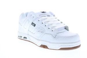 DVS Enduro Heir DVF0000056112 Mens White Skate Inspired Sneakers Shoes