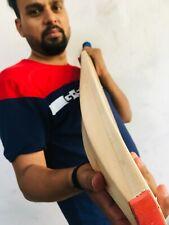 Halloween Cricket Bat Big 43 mm Edges S/H Free~ Ship+Grip+Cover+Toe+Scuff