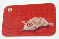 Target Gift Card Bullseye Dog Rolling / Lenticular - 2006 - No Value - I Combine