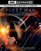 First Man - 4K UHD Ultra HD + Blu-ray (2019)