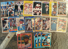 (23) Assorted Ken Griffey Jr. Trading Cards 1990-98 (17 different cards)
