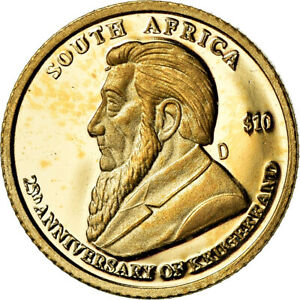 [#851463] Coin, Liberia, 10 Dollars, 2005, MS(65-70), Gold