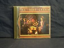 Cream Strange Brew the very best of Cream on CD Compact Disc Eric Clapton