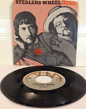 Stealers Wheel / Star vinyl picture sleeve 45 rpm Single 1973 excellent / Rock