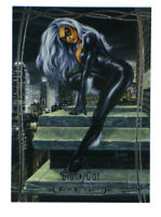 2016 Upper Deck Marvel Masterpieces Black Cat Base Card #33 Joe Jusko 1229/1999