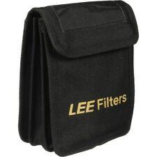 Lee filtres triple pochette pour filtres pour s'adapter 100mm filtres noir