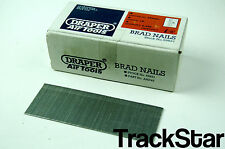 5000 45mm HEAVY DUTY DRAPER BRAD NAILS 18 GAUGE 59831 AAN45