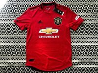 Adidas Manchester United Authentic Home Jersey 2019/2020 ED7387 ClimaChill S