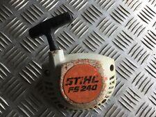 lanceur débroussailleuse stihl FS240