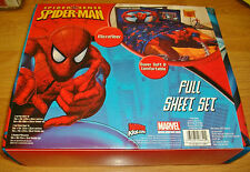 SPIDER-MAN FULL SHEET SET